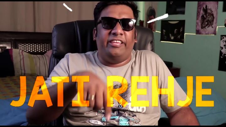 Jati Rehje,  We are Wholesome Gujarati Comedy show.